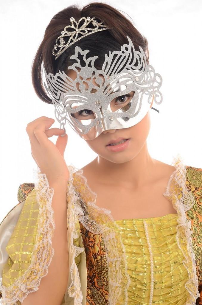 Карнавальные маски для лица в домашних условиях