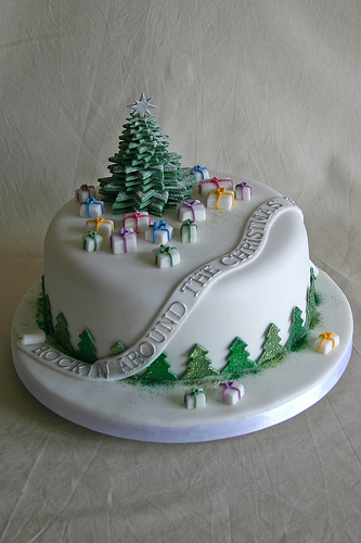 THE MOST BEAUTIFUL CAKE: Cakes Christmas Ideas ...