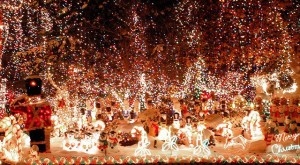 Best Places to See Christmas Lights in America : Parentables