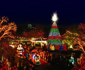 ·in Silver Dollar City at Branson was chosen America's best