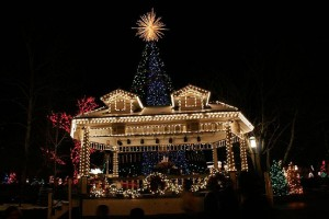 Best Christmas Light Displays in the US