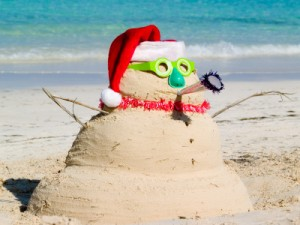 Christmas at the beach – Australians celebrate christmas