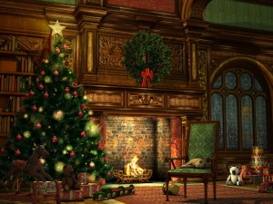 ·Christmas Interior Design Ideas for Christmas Day