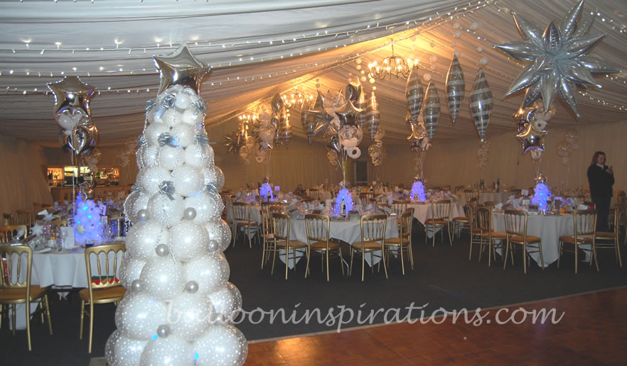 Winter Wonderland Party Decorations, Themed Christmas Party U2026