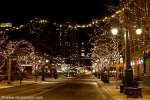 Downtown Denver Christmas Lights 1 – Scott L. Robertson …