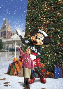 Christmas to Arrive Early at Hong Kong Disneyland