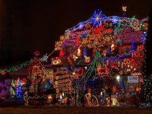 Christmas at the Newport Mansions (Newport, Rhode Island)