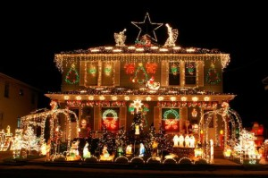 Outdoor Christmas Decorations Collection