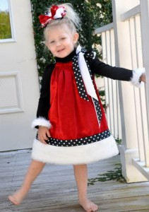 Luxury Party Dresses and Christmas Costumes for Kids