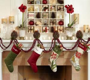 Home Interior Decorating Ideas For Christmas