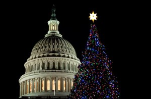 The Most Christmas-Loving U.S. Towns