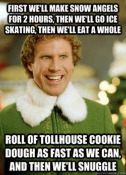 Buddy the Elf Meme