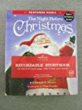 Hallmark The Night Before Christmas Recordable Storybook with music